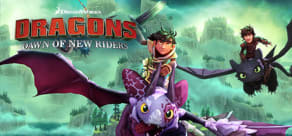 DreamWorks Dragons: Dawn of New Riders