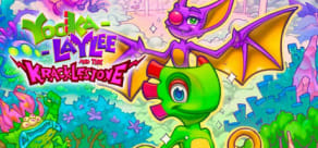 Yooka-Laylee and the Kracklestone - Graphic Novel