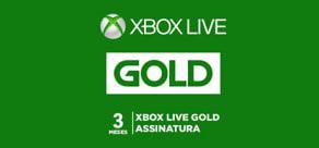 Xbox Live 3 Months - Digital Gift Card