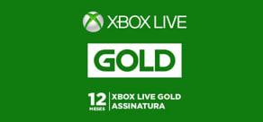 Xbox Live 12 Months - Digital Gift Card