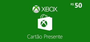 Xbox - Digital Gift Card 50 Reais