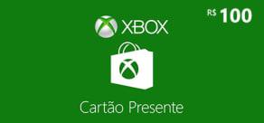 Xbox - Digital Gift Card 100 Reais
