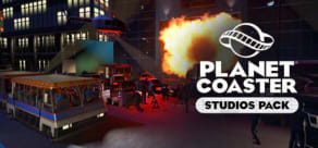 Planet Coaster - Studios Pack