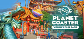 Planet Coaster: World's Fair Pack