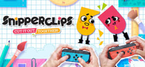 Snipperclips™ – Cut it out, together!