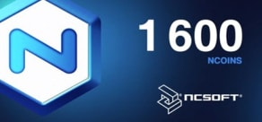 Ncsoft - 1600 Ncoins