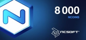 Ncsoft - 8000 Ncoins