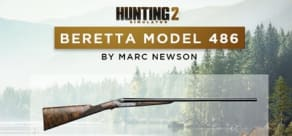 Hunting Simulator 2 Beretta Model 486 by Marc Newson