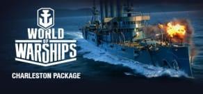 World of Warships - Invite Codes - Charleston Package