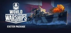 World of Warships - Bonus Codes - Exeter Package