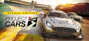 Project Cars 3 Deluxe