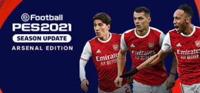 eFootball PES 2021 - ARSENAL EDITION
