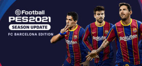 eFootball PES 2021 - FC BARCELONA EDITION