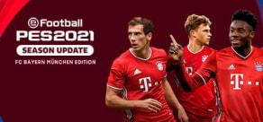 eFootball PES 2021 - FC BAYERN MUNCHEN EDITION