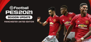 eFootball PES 2021 - MANCHESTER UNITED EDITION