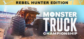 Monster Truck Championship Rebel Hunter Edition