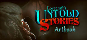 Lovecraft's Untold Stories Artbook