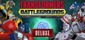 Transformers: Battlegrounds - Deluxe Version