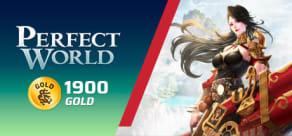 Perfect World - Pacote de 1900 Gold