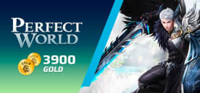 Perfect World - Pacote de 3900 Gold