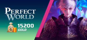 Perfect World - Pacote de 15200 Gold