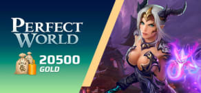 Perfect World - Pacote de 20500 Gold