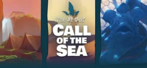 Call of the Sea Art Book