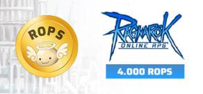 Ragnarök - Pacote de 4.000 ROPS