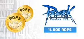 Ragnarök - Pacote de 11.000 ROPS