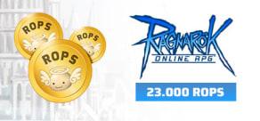 Ragnarök - Pacote de 23.000 ROPS