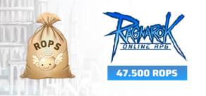 Ragnarök - Pacote de 47.500 ROPS