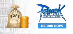 Ragnarök - Pacote de 65.000 ROPS