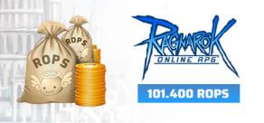 Ragnarök - Pacote de 101.400 ROPS
