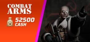 Combat Arms - 52,500 Cash