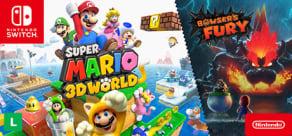 Super Mario™ 3D World + Bowser's Fury