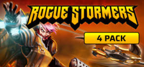 Rogue Stormers 4-Pack