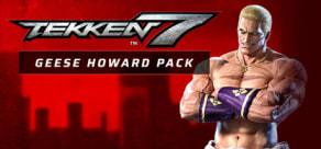 TEKKEN 7 DLC 2 Geese Howard Pack