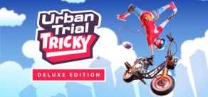 Urban Trial Tricky - Deluxe Edition