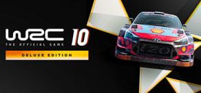 WRC 10 FIA World Rally Championship - Deluxe Edition