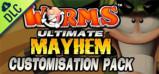 Worms Ultimate Mayhem - Customisation Pack