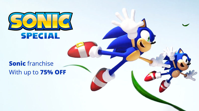 Sonic Birthday Weekend!