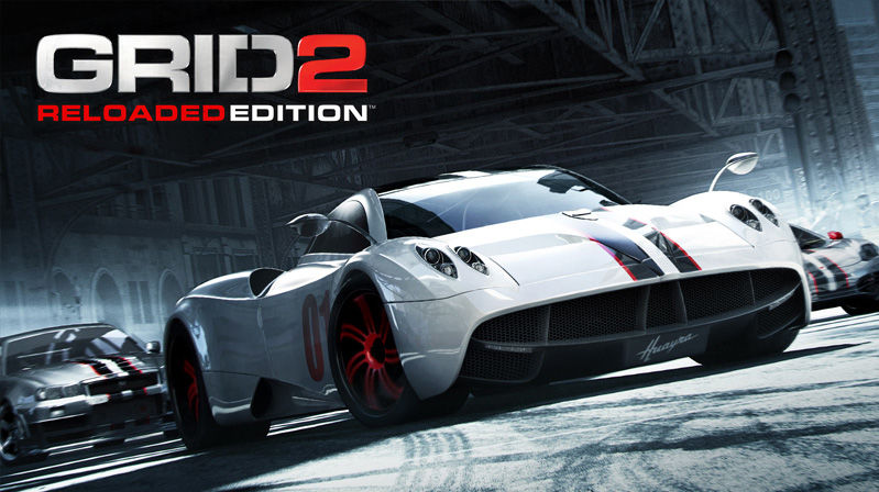 GRID 2 Reloaded Edition