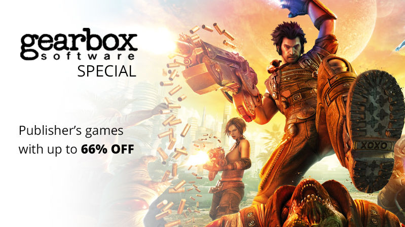 Gearbox Special