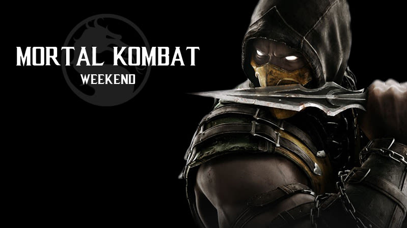 Mortal Kombat Weekend