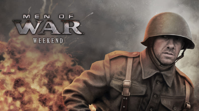 Men of War Weekend