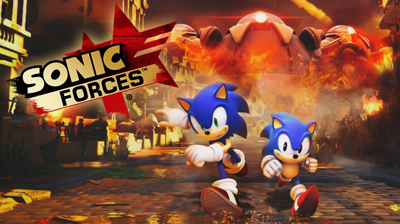 Sonic Forces - Deluxe Edition