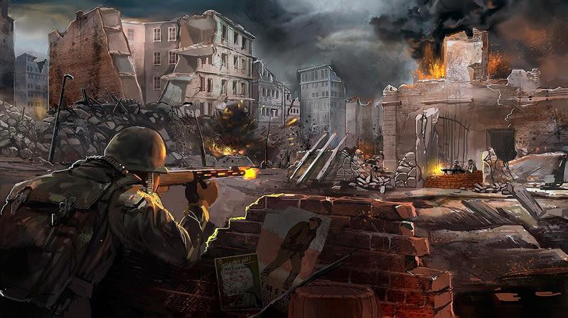Men of War Weekend