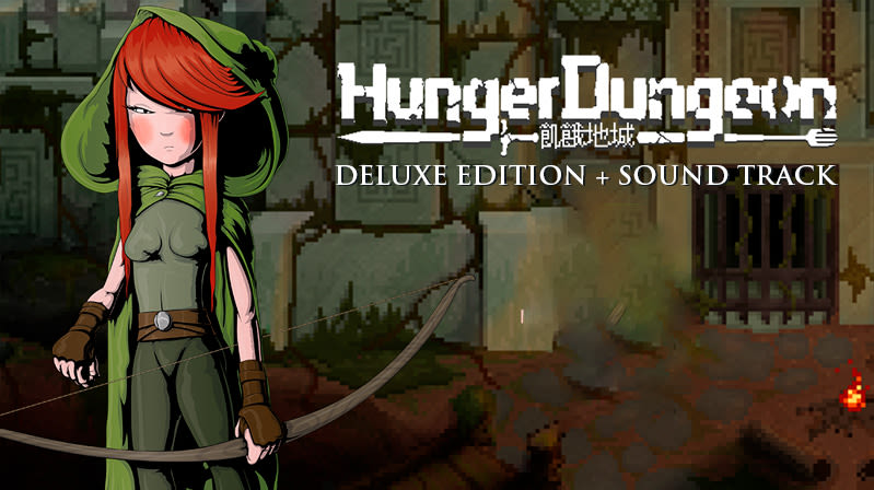 Hunger Dungeon Deluxe Edition + Sound Track