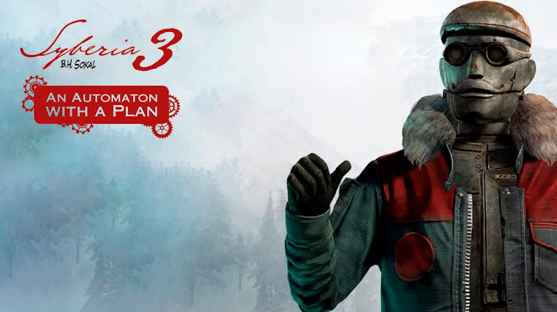 Syberia 3 – An Automaton With a Plan