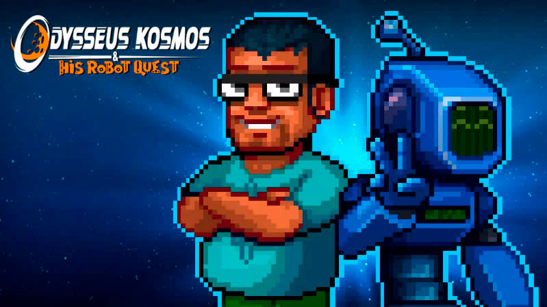 Odysseus Kosmos and his Robot Quest